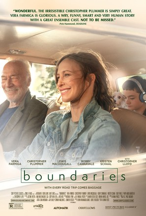Boundaries - Movie Poster (thumbnail)