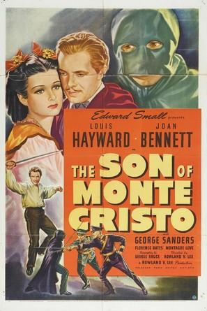 The Son of Monte Cristo - Movie Poster (thumbnail)