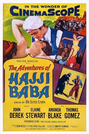 The Adventures of Hajji Baba - Movie Poster (thumbnail)