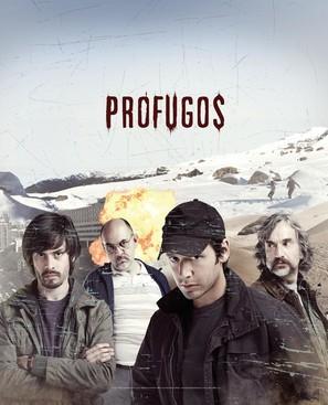 """Prófugos"" - Chilean Movie Poster (thumbnail)"