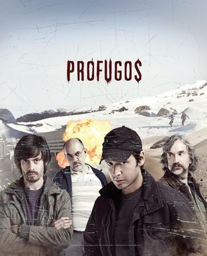 """Prófugos"" - Chilean Movie Poster (thumbnail)"