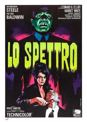 Lo spettro - Italian Movie Poster (thumbnail)