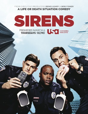 """Sirens"" - Movie Poster (thumbnail)"