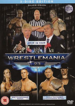 WWE WrestleMania XXIII