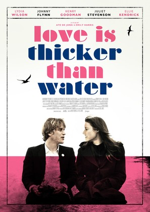 Love Is Thicker Than Water - British Movie Poster (thumbnail)