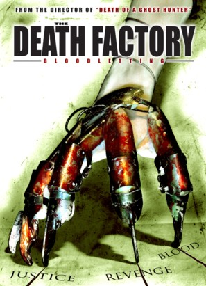 The Death Factory Bloodletting - Movie Cover (thumbnail)