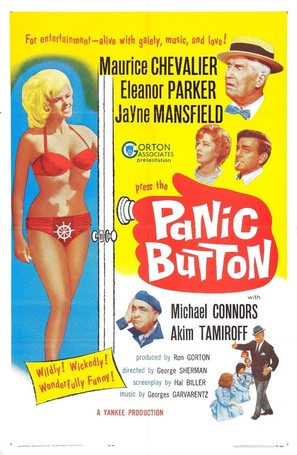 Panic Button - Movie Poster (thumbnail)