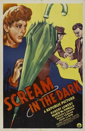 A Scream in the Dark - Movie Poster (thumbnail)