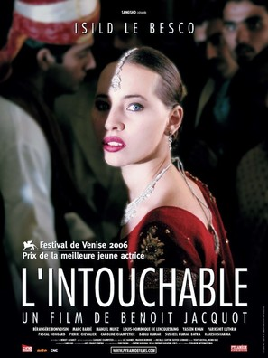 L'intouchable - French Movie Poster (thumbnail)