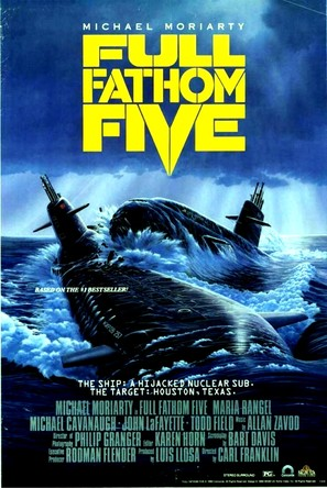 Full Fathom Five - Movie Poster (thumbnail)