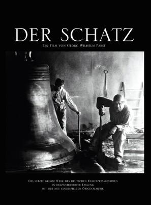 Der Schatz - German Movie Cover (thumbnail)