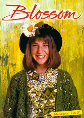 """Blossom"" - DVD movie cover (thumbnail)"