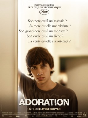 Adoration - French Movie Poster (thumbnail)
