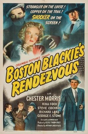 Boston Blackie's Rendezvous - Movie Poster (thumbnail)