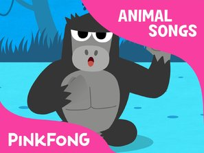 """Pinkfong! Animal Songs"" - Video on demand movie cover (thumbnail)"