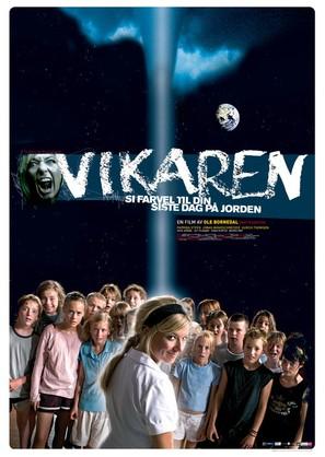 Vikaren - Norwegian poster (thumbnail)