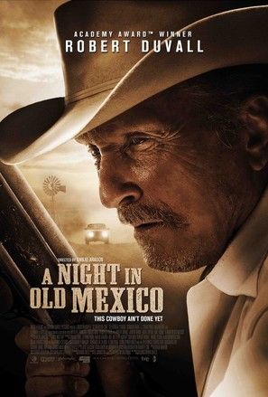 A Night in Old Mexico - Movie Poster (thumbnail)