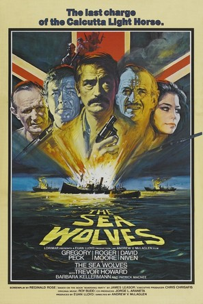 The Sea Wolves: The Last Charge of the Calcutta Light Horse - British Movie Poster (thumbnail)