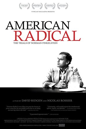 American Radical: The Trials of Norman Finkelstein - Movie Poster (thumbnail)