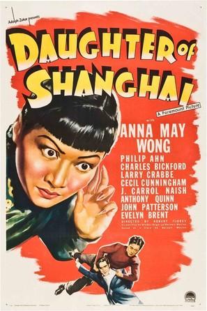 Daughter of Shanghai - Movie Poster (thumbnail)