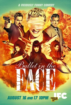 """Bullet in the Face"" - Movie Poster (thumbnail)"