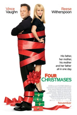 Four Christmases - Movie Poster (thumbnail)