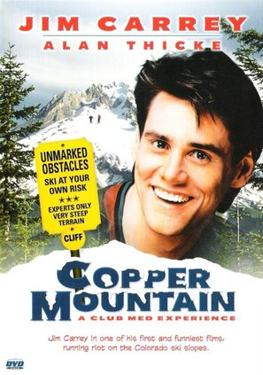 Copper Mountain - DVD movie cover (thumbnail)