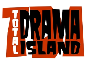 """Total Drama Island"" - Logo (thumbnail)"