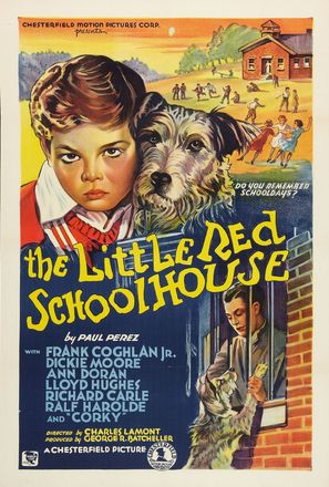 The Little Red Schoolhouse