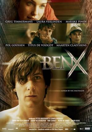 Ben X - Swiss Movie Poster (thumbnail)