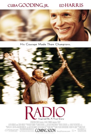 Radio - Movie Poster (thumbnail)