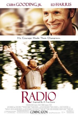 Radio - Movie Poster (thumbnail)