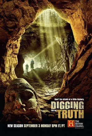 """Digging for the Truth"" - Movie Poster (thumbnail)"