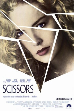 Scissors - Movie Poster (thumbnail)