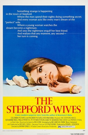 The Stepford Wives - Movie Poster (thumbnail)