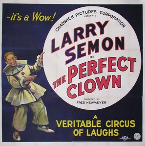 The Perfect Clown - Movie Poster (thumbnail)