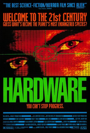 Hardware - Movie Poster (thumbnail)