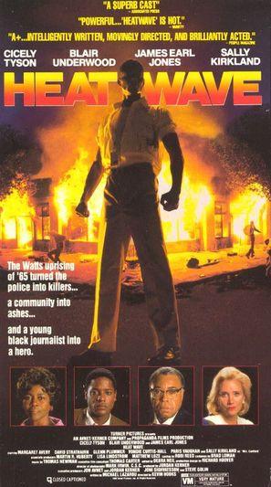 Heat Wave - Movie Poster (thumbnail)
