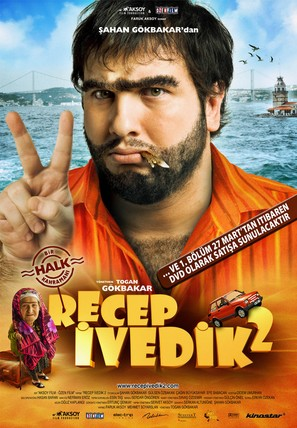 Recep Ivedik 2 - German Movie Poster (thumbnail)