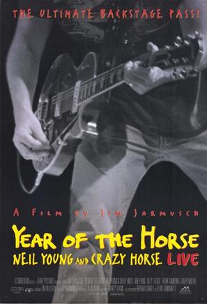 Year of the Horse - Theatrical poster (thumbnail)