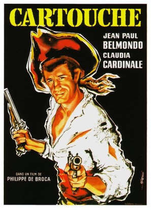 Cartouche - French Movie Poster (thumbnail)