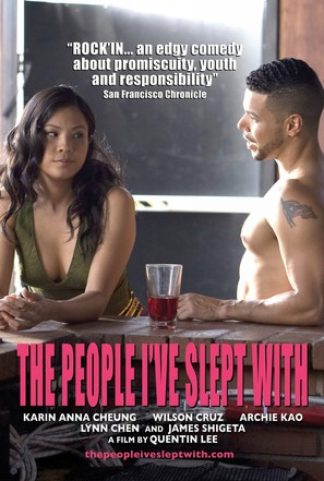 The People I've Slept With - Movie Poster (thumbnail)