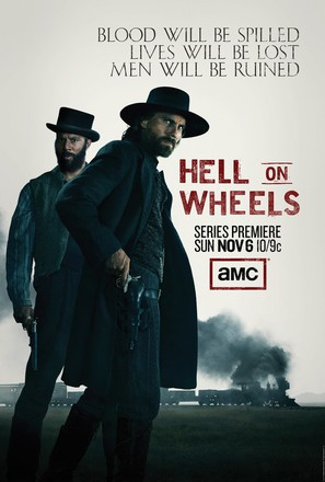 """Hell on Wheels"" - Movie Poster (thumbnail)"
