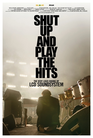 Shut Up and Play the Hits - Movie Poster (thumbnail)