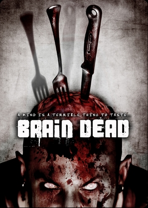 Brain Dead - German Movie Cover (thumbnail)