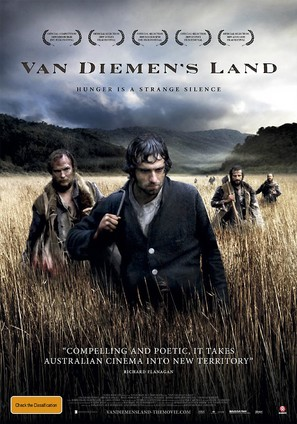 Van Diemen's Land - Australian Movie Poster (thumbnail)