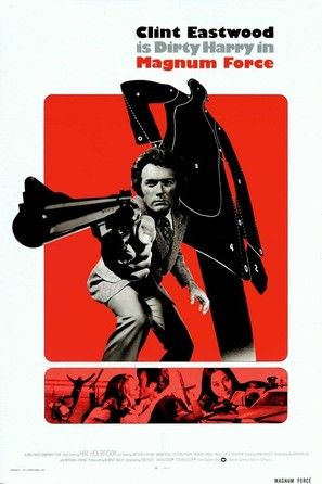 Magnum Force - Movie Poster (thumbnail)