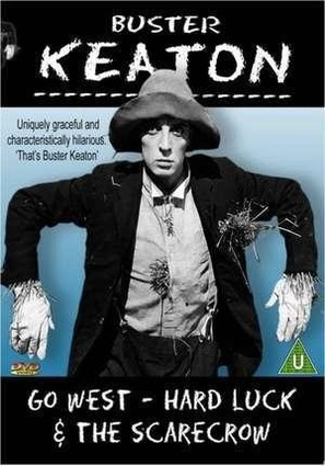 The Scarecrow - British DVD movie cover (thumbnail)