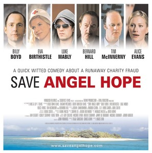 Save Angel Hope - Movie Poster (thumbnail)