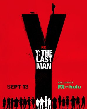 """""""Y: The Last Man"""" - Movie Poster (thumbnail)"""